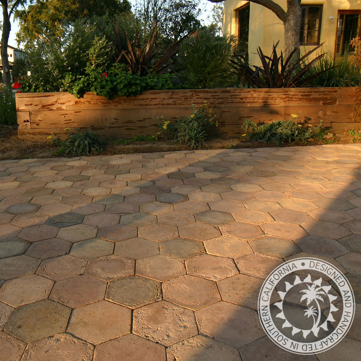 California Concrete Paver Series Arto