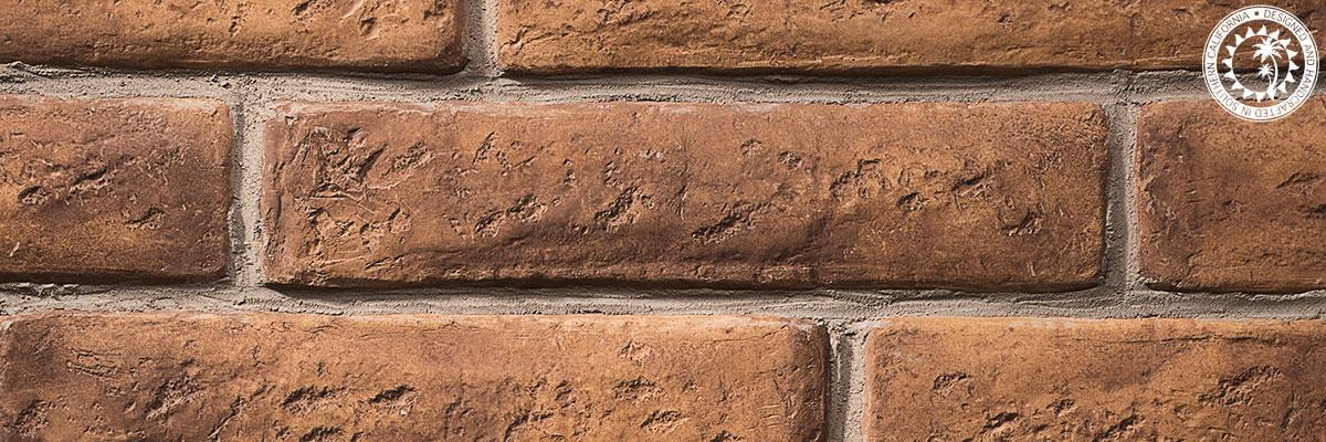 Adobe Concrete Thin Brick Series Arto