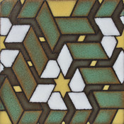 5x5 2D Escher Triangle 2-ha